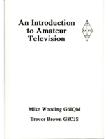 Introduction to Amateur Television