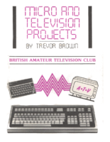 Micro and Television Projects