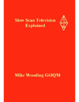Slow Scan Television Explained