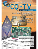 Reduced-Bandwidth TV
